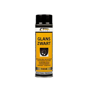 Glans Zwart Coating
