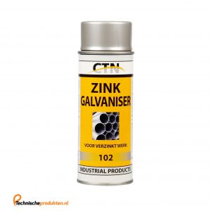Zink Galvaniser Spray (400ml) CTN
