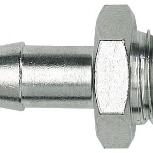"10x Slangfitting buitendraad 1/4""-8mm RR7705SET"