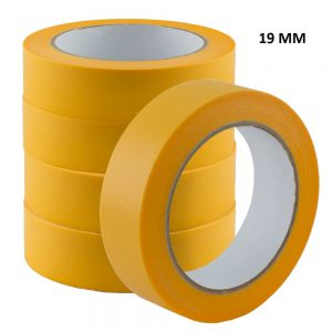 CTN Masking Gold Tape 19 mm x 50 mtr