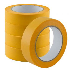 CTN Masking Gold Tape 25 mm x 50 mtr