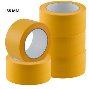 CTN Masking Gold Tape 38 mm x 50 mtr-0