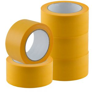 CTN Masking Gold Tape 50 mm x 50 mtr-0